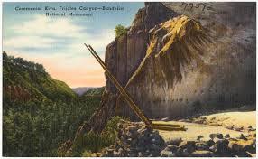 Fenn Treasure Map File Ceremonial Kiva Frijoles Canyon Bandelier National