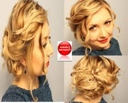 curly hairstyles updos easy best hairstyles 2015 hair updos easy