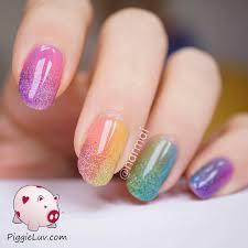 70 fotos de uñas decoradas para la primavera u2013 spring nail art