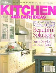 bhg kitchen and bath ideas press cook and cook custom cabinets from maine