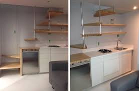 Micro Homes Interior Nomad Micro Homes First Prototype Goes On Display