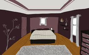 Purple And Silver Bedroom Bedroom Redesign U2013 Purple U2013 Tonij Com