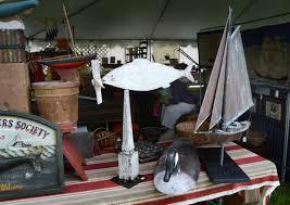 a little rain can u0027t stop cape cod antiques show
