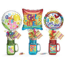 get well soon balloons get well soon jar gift set walmart