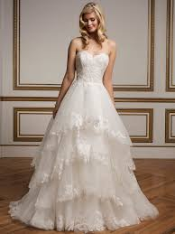 justin wedding dresses justin 8823 sweetheart tiered gown bridal dress