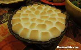 sweet potato marshmallow and how to make thanksgiving dinner from