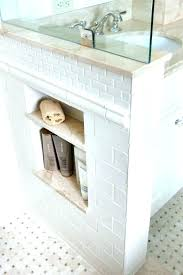 subway tile ideas bathroom bathroom niche ideas kronista co