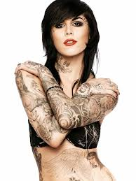 kat von d shoots for sephora without the ink the news burner
