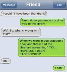 Memes For Iphone Texts - iphone sms i couldnt have been that drunk http jokideo com
