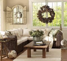 Pb Comfort Sofa Decorating Comfortable Sofa And Coffee Table For Pottery Barn