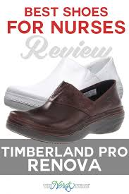 Most Comfortable Shoes For Male Nurses Shoes For Nurses Timberland Pro Renova Professional Footwear Review