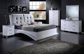 Black Leather Bedroom Furniture by King Size Bedroom Sets For Sale Black Faux Leather Dresser
