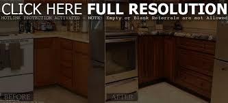 reface kitchen cabinets before after maxbremer decoration