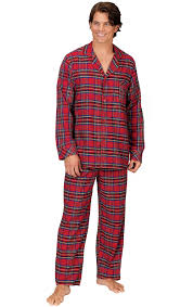 flannel pajamas for brothers buffalo windowpane flannel