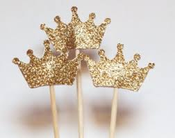 gold crown etsy