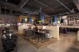 green chico u0027s restaurant design by amerikka design office modern