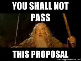 Proposal Meme - the australian budget lidcombe proposal debate a primer in memes