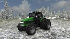 lamborghini tractor deutz lamborghini same tractors v 1 0 u2013 fs17 mods