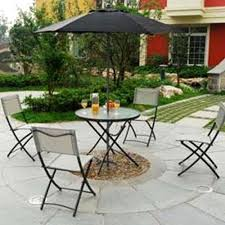 Small Patio Dining Sets Inspiring Small Patio Tables Black Rattan Garden Furniture