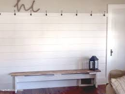 faux shiplap diy sharpie shiplap and painted shiplap tutorial