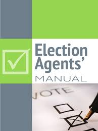 election agents manual pdf polling place elections
