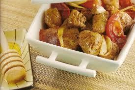 viande facile à cuisiner recette de sauté de viande au miel la recette facile