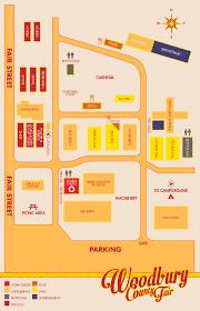Iowa State Fair Map by Woodbury County Fair Maps Lodging U0026 Camping