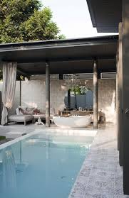 Small Pool House Plans Best 25 Outdoor Pool Bathroom Ideas On Pinterest Pool Bathroom