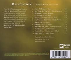 various relaxation a windham hill collection