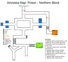 prison floor plan image amnesia map prison nb by hidethedecay d422qpp png
