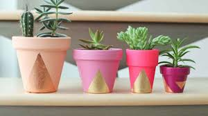 11 adorable diy pots for your spring and summer succulents