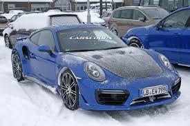 Gt2 Rs 0 60 Vwvortex Com 991 2 Porsche 911 Gt2 Gt2 Rs Potentially Spied