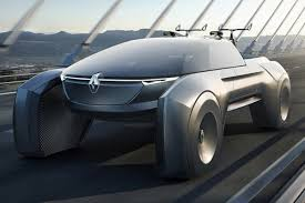 electric pickup truck this renault concept is the pickup truck of the future maxim