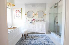 Free Bathroom Makeover - prescott view home reno choosing finishes for a bathroom