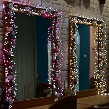 cheap 3m 400 leds led string lights 10ft waterproof globe fairy