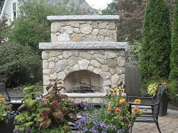 outdoor stone fireplace outdoor kitchens fireplaces nd landscaping