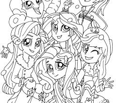 equestria girls coloring pages coloring pages