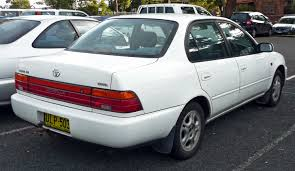1998 toyota corolla information and photos zombiedrive