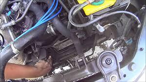 1994 honda accord radiator 1999 honda accord v6 radiator removal and install
