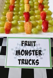monster jam truck party supplies baking with blondie monster truck birthday party