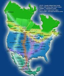 Texas Mexico Border Map by The Superhighway Facts