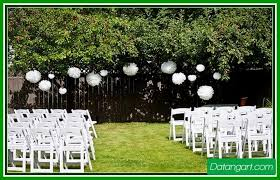 Backyard Wedding Lighting Ideas Backyard Wedding Lighting Ideas Home Landscaping