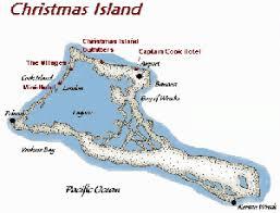 kiritimati christmas island known for its atomic testing