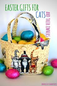 easter gifts more cats than easter gifts for cats and their owners