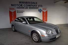 used jaguar s type and second hand jaguar s type in west yorkshire