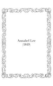 annabel lee by edgar allan poe 41 best edgar allan poe u0027s 15 illustrated poems images on pinterest