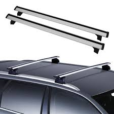 nissan pathfinder roof rails aluminum roof rack cross bar toprail luggage cargo carrier with