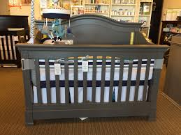 Million Dollar Furniture by Million Dollar Baby Louis 4 In 1 Convertible Crib In Manor Grey