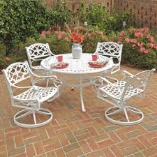 White Patio Furniture Set Shop Patio Furniture Sets At Lowes