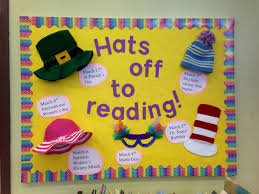 thanksgiving day bulletin board ideas hats off is used here as a march display but would work any time